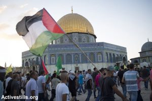 Hände weg von Jerusalem! Hoch lebe die Intifada von unten!
